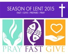fast pray charity